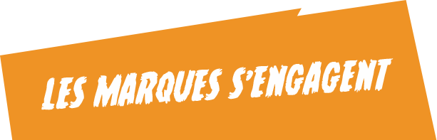 Les marques s'engagent